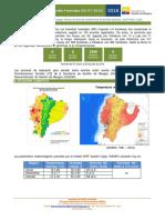 Informe de Situación Incendios Forestales 26072016