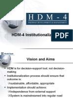 10HDM 4Institutionalization2008!10!22