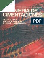 LB_Ingeniería de cimentaciones - Ralph B. Peck, Walter E. Hanson y Thomas H. Thornburn.pdf
