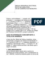 Petição Codigo de Processo Civil.docx