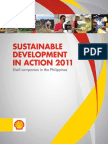 Sustainable Development in Action 2011