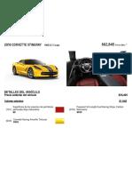 Es.chevrolet.com Byo-Vc Client en US Chevrolet Corvette 2018 Corvette Summary