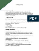Articulos Cpc