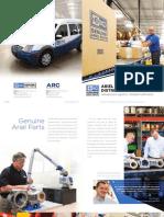 Ariel Global Distribution Network