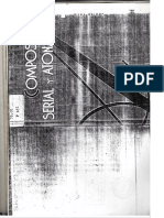George Perle Composicion Serial y Atonalidad