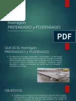 Hormigon Pretensado - Tec.del Hormigon