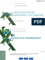 Virtualizacion de Servidores Con Vmware