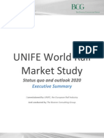 UNIFE World Rail Market Study