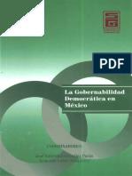 la gobernabilidad democratica en mexico.pdf
