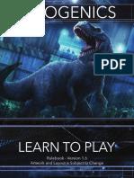 DinoGenics Rulebook