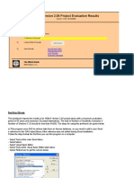 HDM 4v2 05ProjectEvaluationResults v1!00!2008!09!26