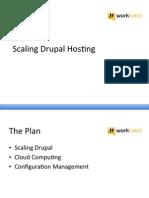 Scaling Drupal Hosting