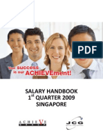 ACC Salary 2009 Final