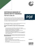 Vacany Stellenausschreibung Goethehaus Manager Goethe Institut Indonesien Eng 2018 (1)