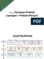 M7 Persiapan Praktek Lapangan I Praktek Menjual.ppt