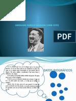 ABRAHAM HAROLD MASLOW 1908-1970.pptx
