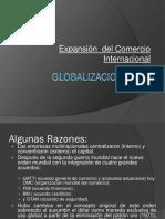 Globalizacion y Balanza de Pagos
