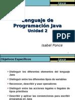 Introducci€¦ón a Java - Unidad 02