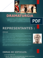 La Dramaturgia