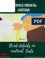 Defence Medical Criteria eBook