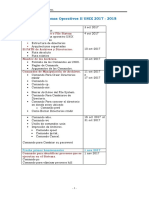 Indice Sistemas Operativos UNIX 2017 2018