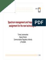 Spectrum Managementfinal