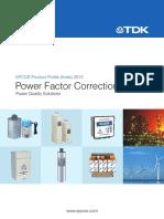 PFC Product Profile(India)