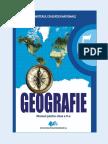 Geografie - Modele de Proiectare Didactică Pentru Clasa a v-A