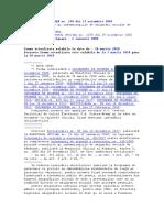 Ordonanţă de Urgenţă Nr.doc 158 Din 2005 Cm