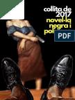 Collita de 2017, novel·la negra i policíaca