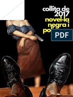 Collita de 2017, novel·la negra i policíaca
