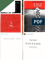 1c. Ezra Pound - El Arte de La Poesía