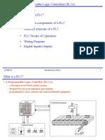 Mode of Operation PLC