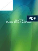 Brand Management Chapter 1 Kevin Lane Keller