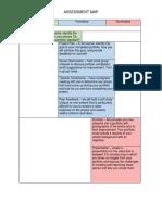 assessment map