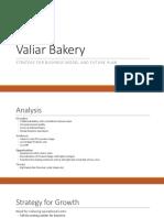 Valiar Bakery