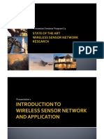 Wireless Sensor Netowork