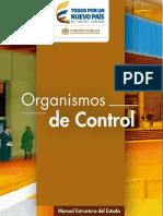 Estructura del Estado Colombiano - Organismos de Control
