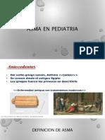 asma pediatria