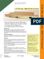Fiber Optic g.703 Codir Ieee c37.94 Converter PDF 132[1]