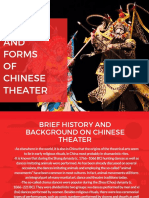 History and Forms of Chinese Theater-2