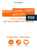 Business Model Canvas Per Tutti