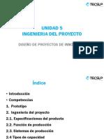 Tcsesion 05 Teo - Diseño de Proy. de Innova. _28ingenieria Del Proyecto_29 - V2