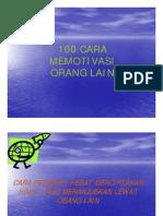 100 Cara Memotivasi Orang Lain Lengkap 1235041991184011 2