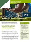 Handwashing & Sanitation Behaviour