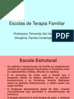 Escolas de Terapia Familiar