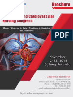 CardiologyCareCongress 2018 Brochure