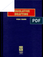 [Crabbe] Legislative Drafting Volume