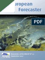 Euroforecaster 2017