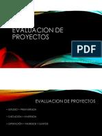 Evaluacion de Proyectos Nicolas